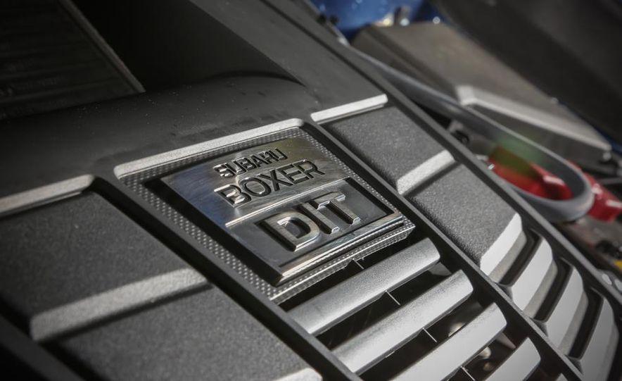 2015 Subaru WRX and 2015 Volkswagen GTI 5-door - Slide 44