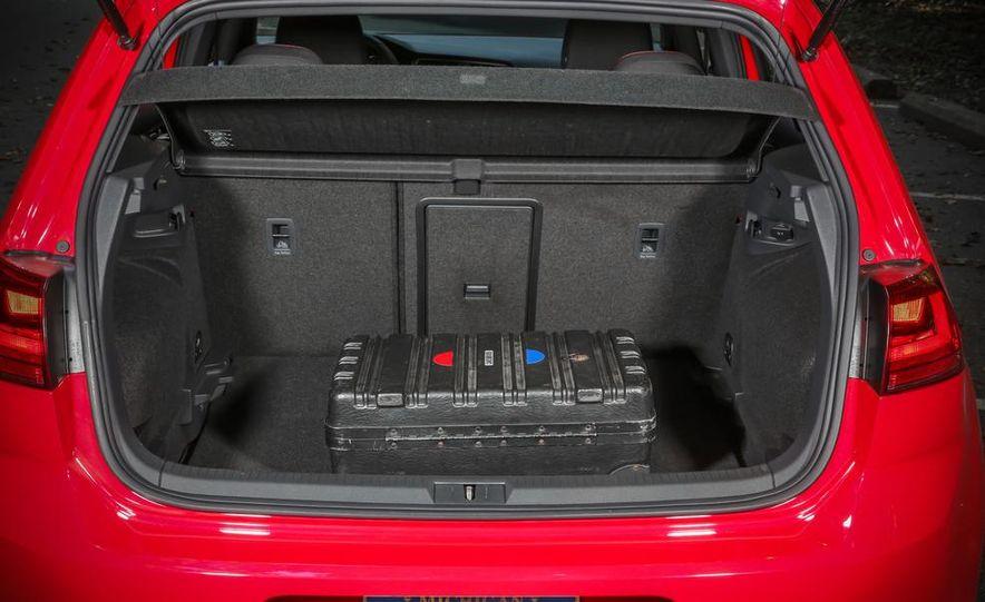 2015 Subaru WRX and 2015 Volkswagen GTI 5-door - Slide 55