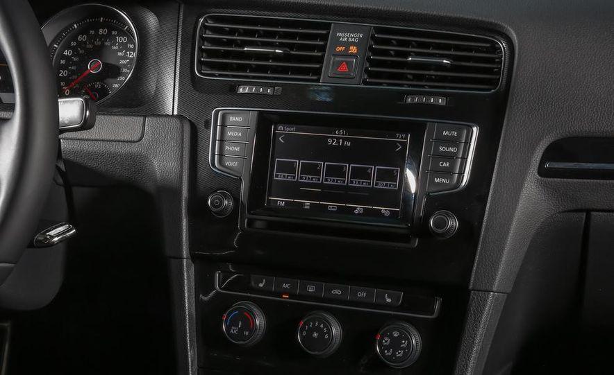 2015 Subaru WRX and 2015 Volkswagen GTI 5-door - Slide 51