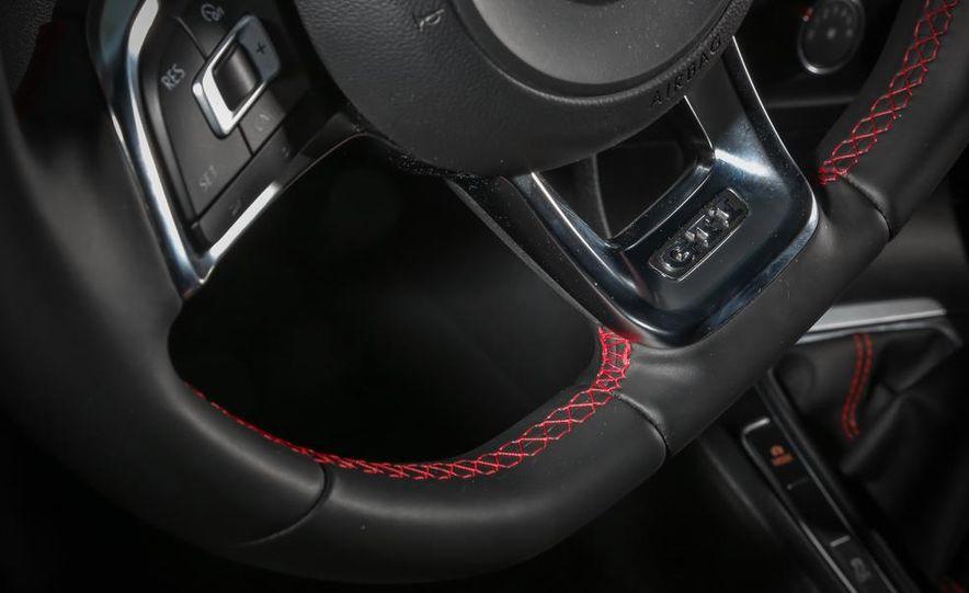 2015 Subaru WRX and 2015 Volkswagen GTI 5-door - Slide 52