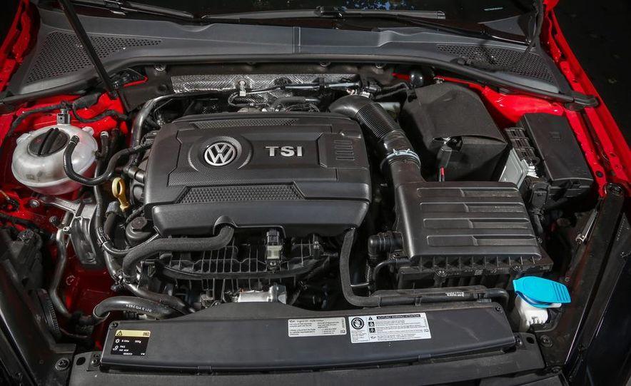 2015 Subaru WRX and 2015 Volkswagen GTI 5-door - Slide 56