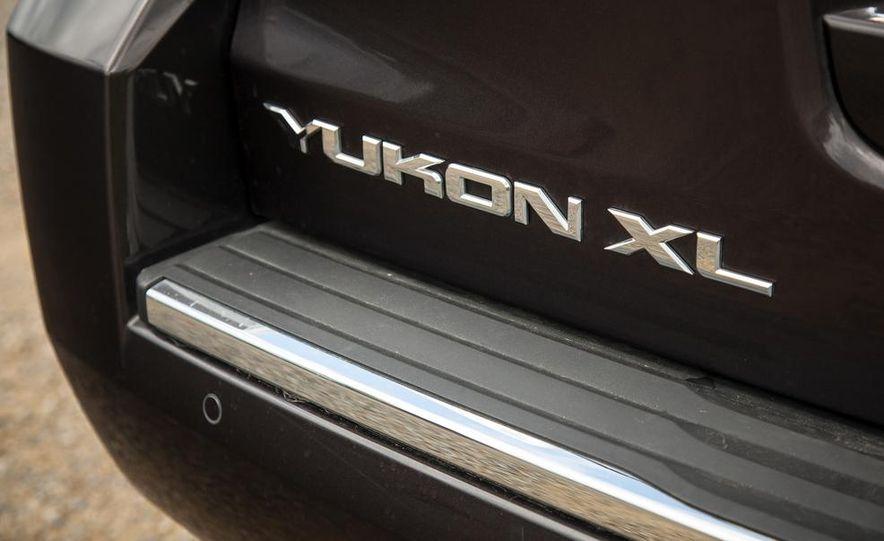 2015 GMC Yukon XL Denali 4WD - Slide 63