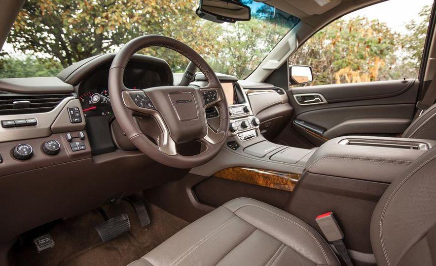 2015 GMC Yukon XL Denali 4WD - Slide 65