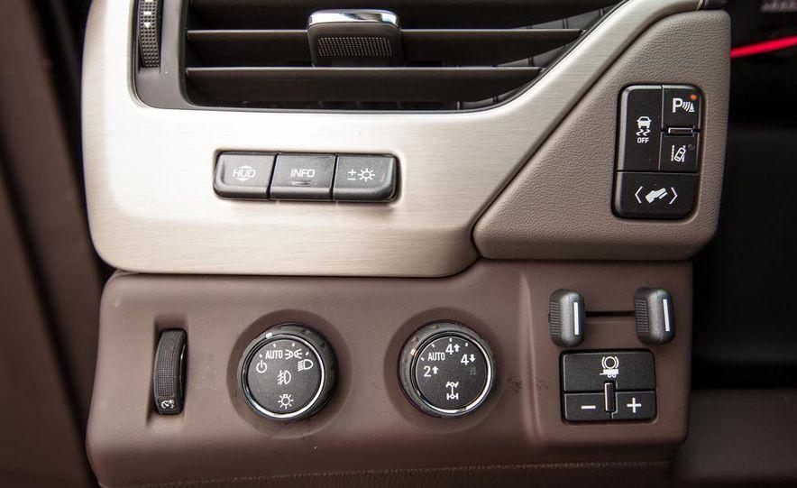2015 GMC Yukon XL Denali 4WD - Slide 77