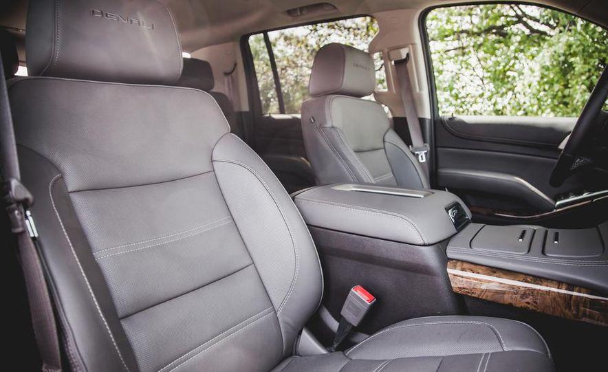 2015 GMC Yukon XL Denali 4WD - Slide 53