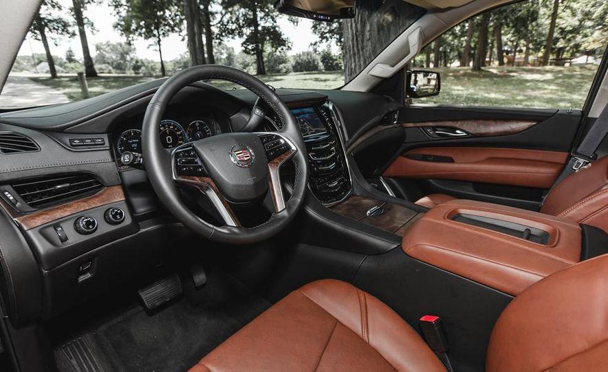 2015 Cadillac Escalade Premium AWD - Slide 35