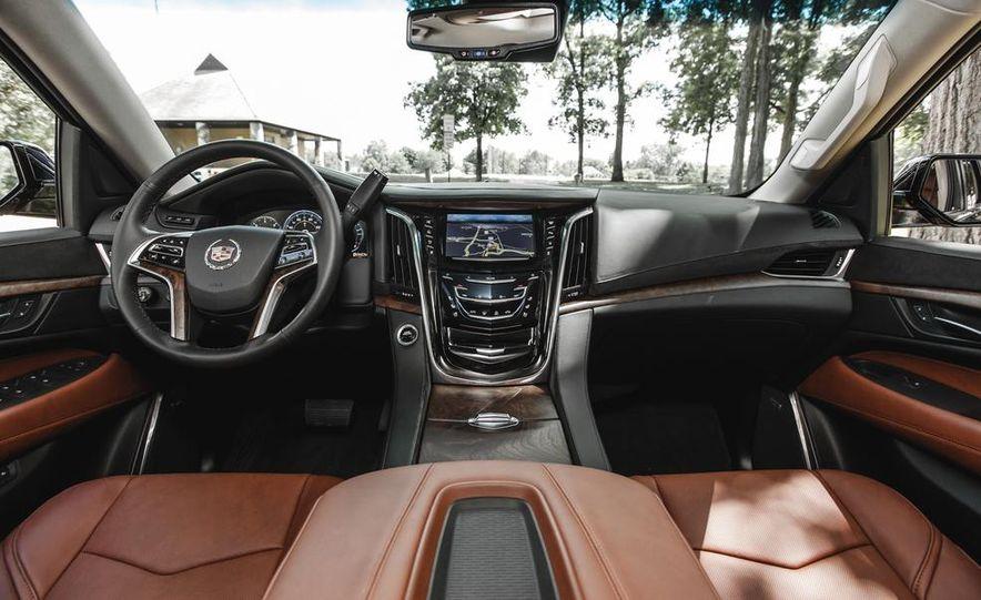 2015 Cadillac Escalade Premium AWD - Slide 36