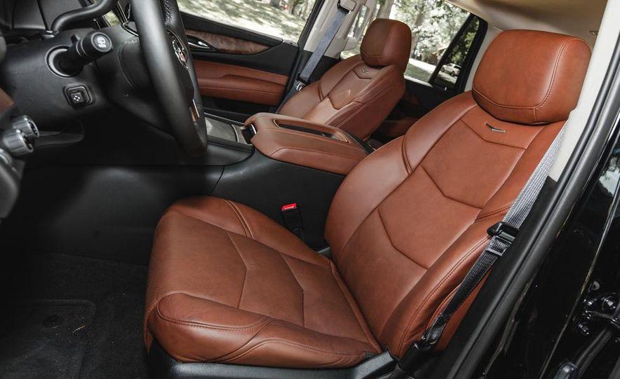 2015 Cadillac Escalade Premium AWD - Slide 39