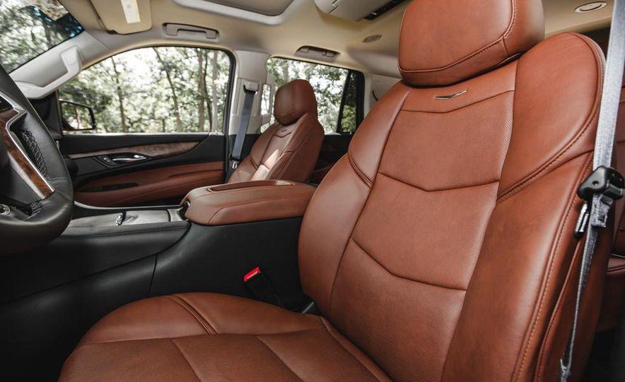 2015 Cadillac Escalade Premium AWD - Slide 40
