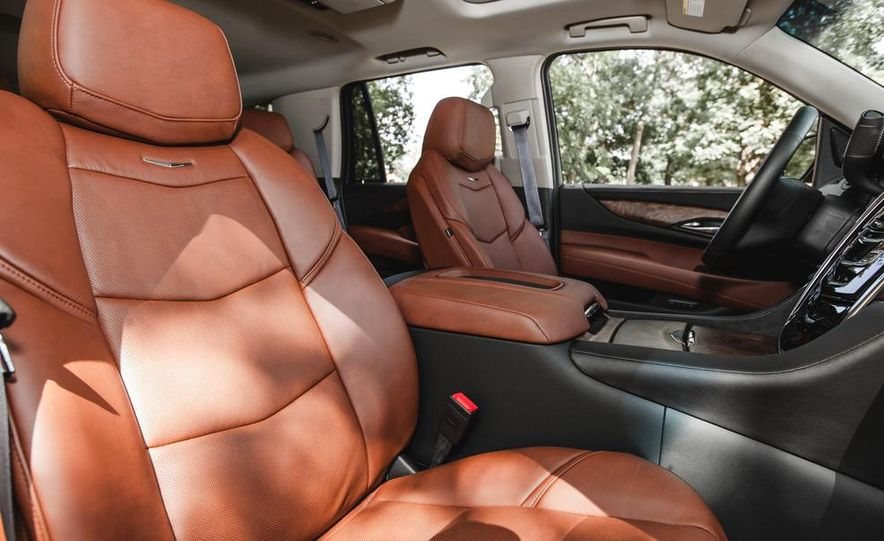 2015 Cadillac Escalade Premium AWD - Slide 41
