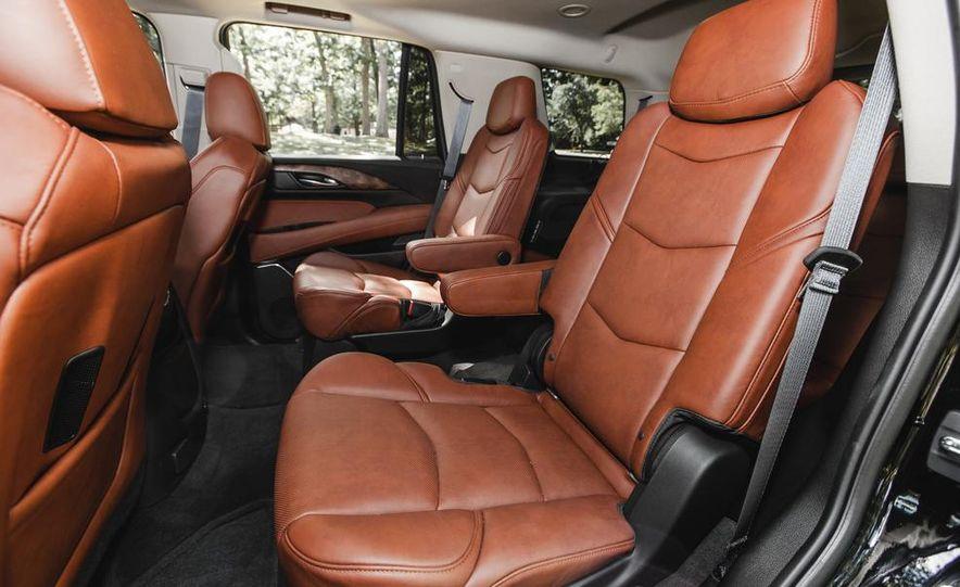 2015 Cadillac Escalade Premium AWD - Slide 42