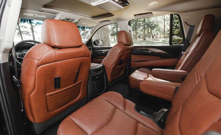 2015 Cadillac Escalade Premium AWD - Slide 43