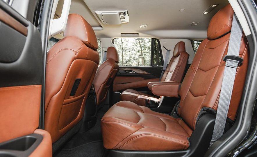 2015 Cadillac Escalade Premium AWD - Slide 44