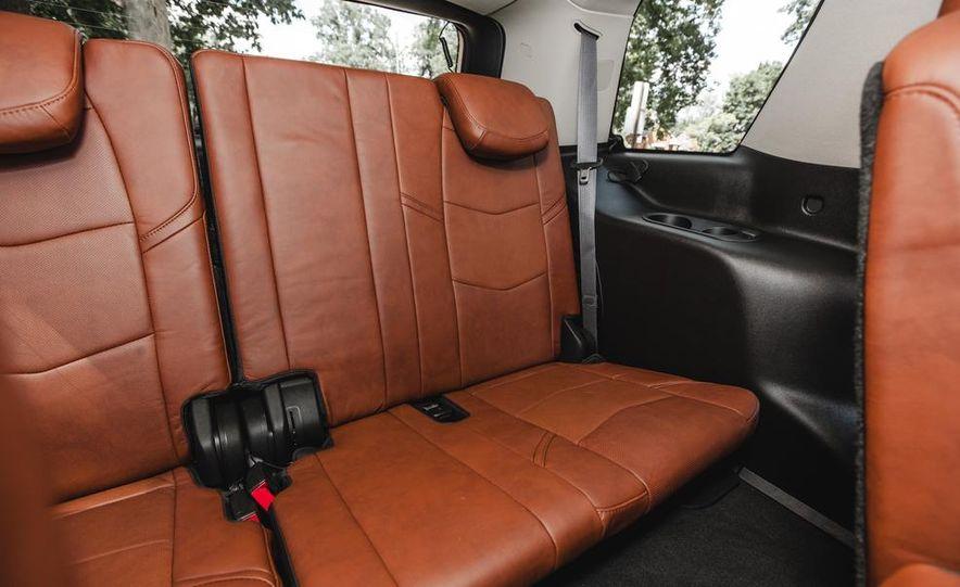 2015 Cadillac Escalade Premium AWD - Slide 46