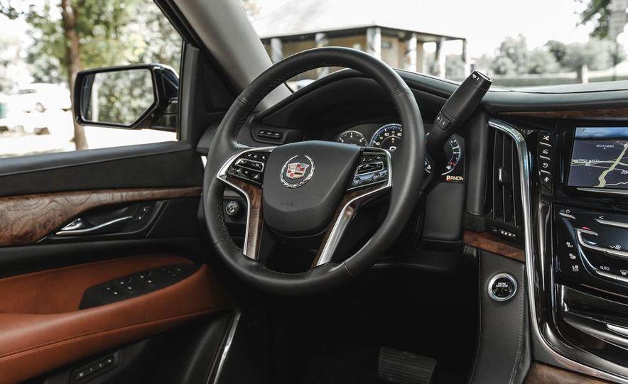 2015 Cadillac Escalade Premium AWD - Slide 47