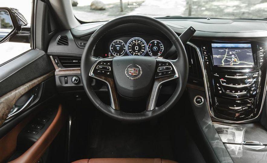 2015 Cadillac Escalade Premium AWD - Slide 48