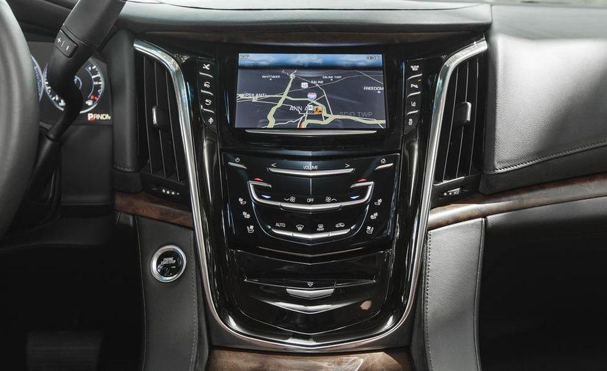 2015 Cadillac Escalade Premium AWD - Slide 49