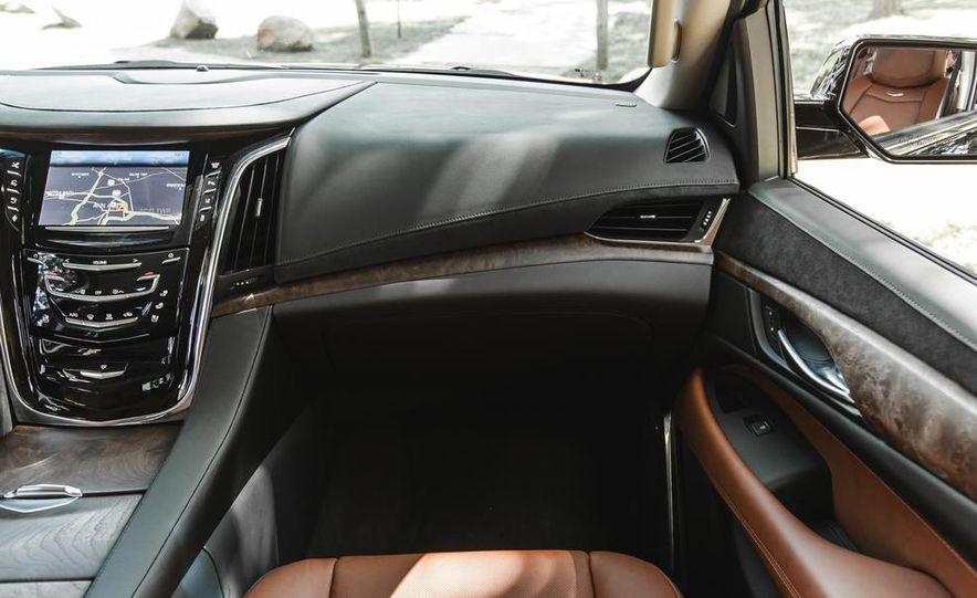 2015 Cadillac Escalade Premium AWD - Slide 50