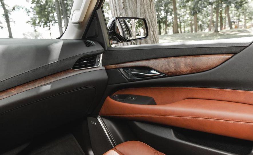 2015 Cadillac Escalade Premium AWD - Slide 51
