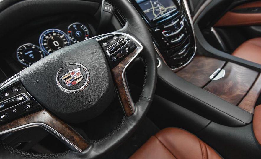 2015 Cadillac Escalade Premium AWD - Slide 52
