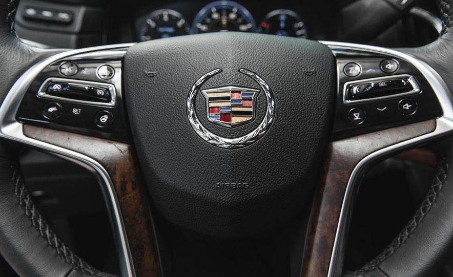 2015 Cadillac Escalade Premium AWD - Slide 53