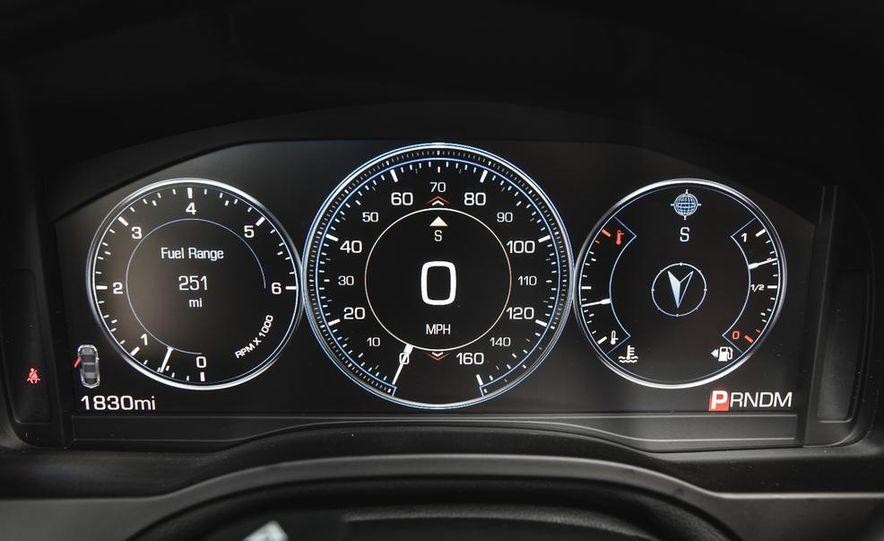 2015 Cadillac Escalade Premium AWD - Slide 54