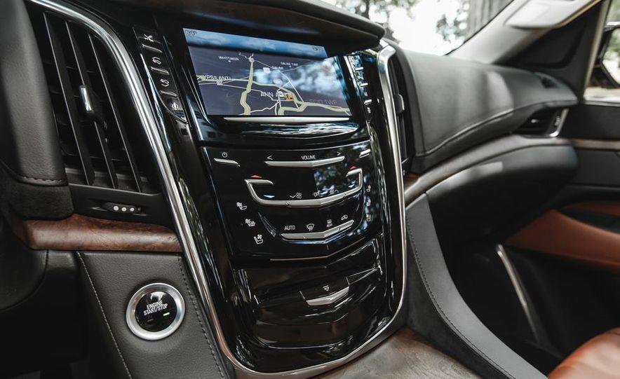 2015 Cadillac Escalade Premium AWD - Slide 55