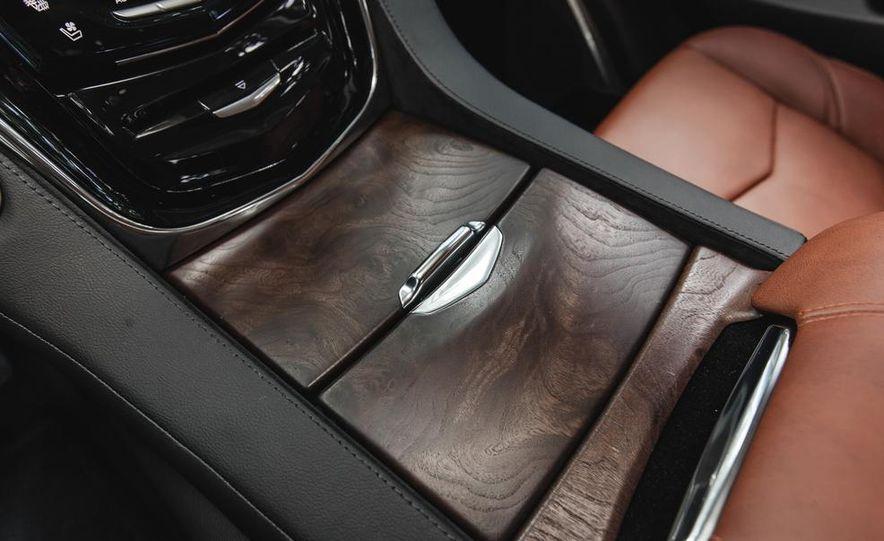 2015 Cadillac Escalade Premium AWD - Slide 57