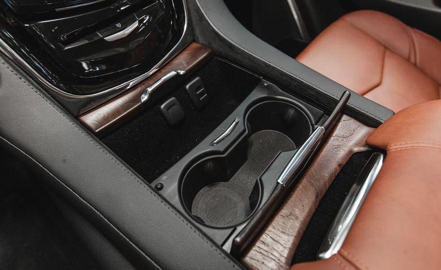 2015 Cadillac Escalade Premium AWD - Slide 58