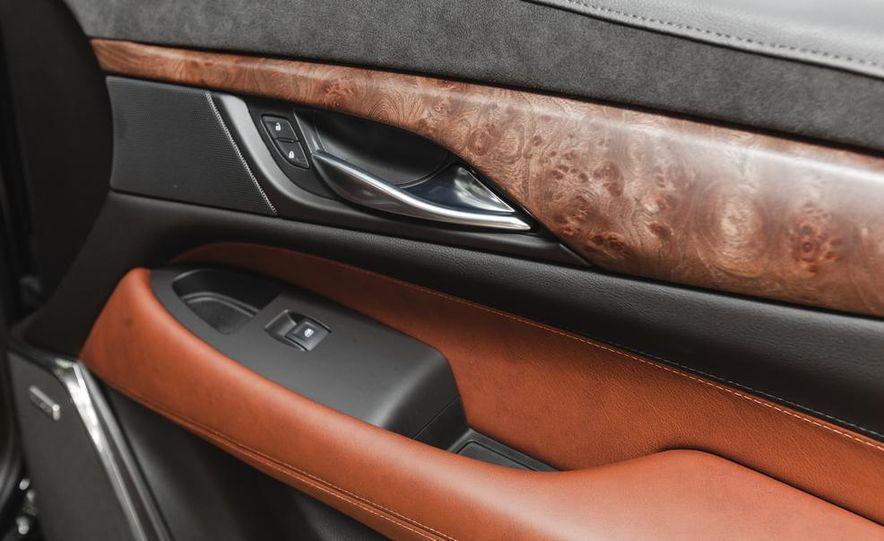 2015 Cadillac Escalade Premium AWD - Slide 60