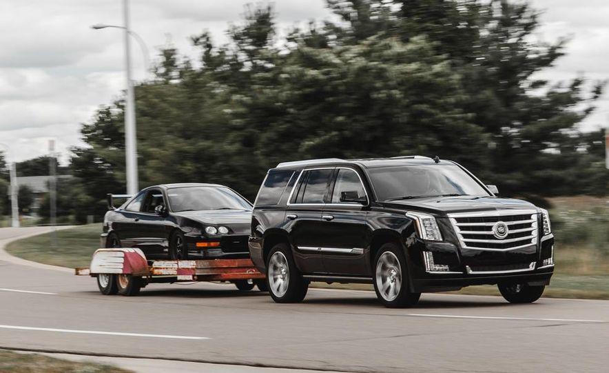 2015 Cadillac Escalade Premium AWD - Slide 2