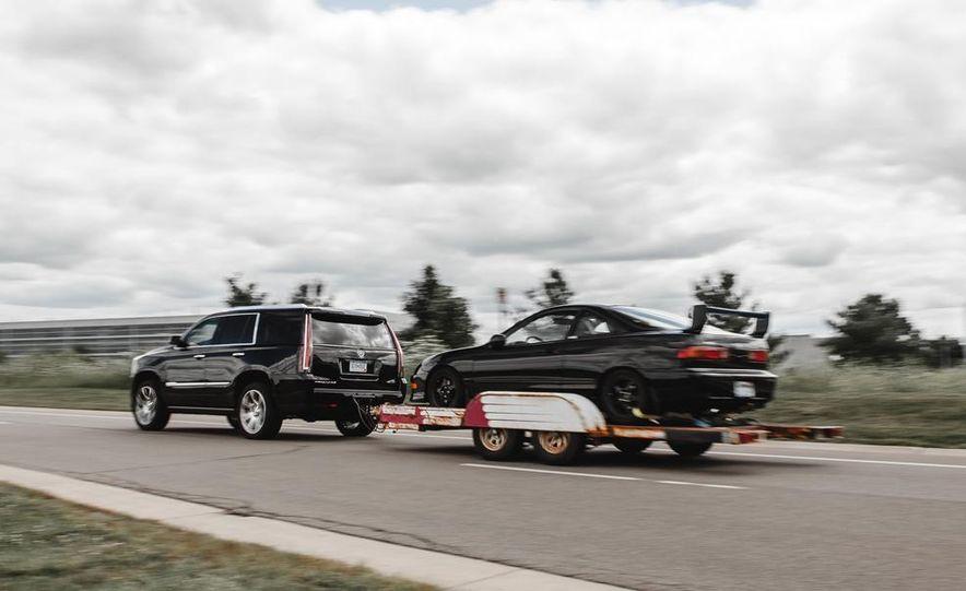 2015 Cadillac Escalade Premium AWD - Slide 5