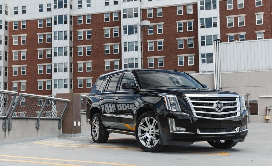2015 Cadillac Escalade Premium AWD - Slide 16