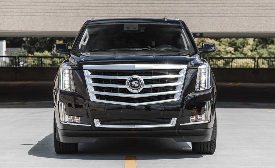 2015 Cadillac Escalade Premium AWD - Slide 17