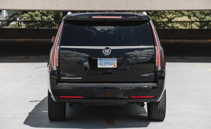 2015 Cadillac Escalade Premium AWD - Slide 19