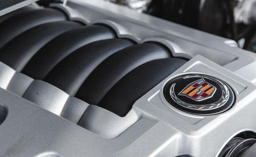 2015 Cadillac Escalade Premium AWD - Slide 63