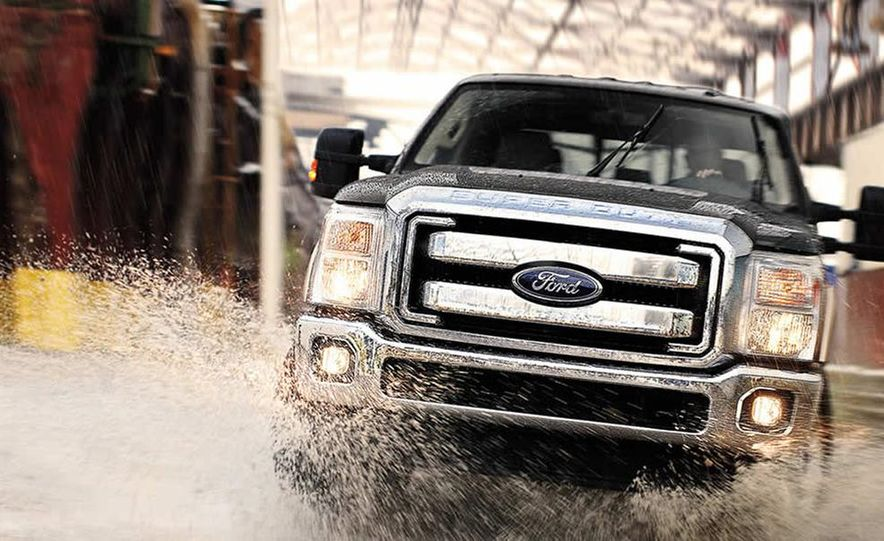 2015 Ford F-250 Super Duty King Ranch Crew Cab FX4 - Slide 20