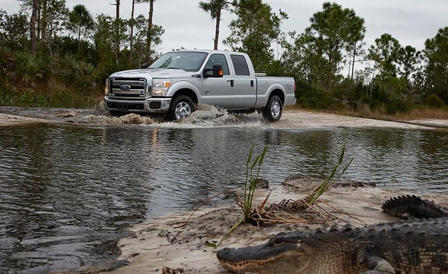 2015 Ford F-250 Super Duty King Ranch Crew Cab FX4 - Slide 23