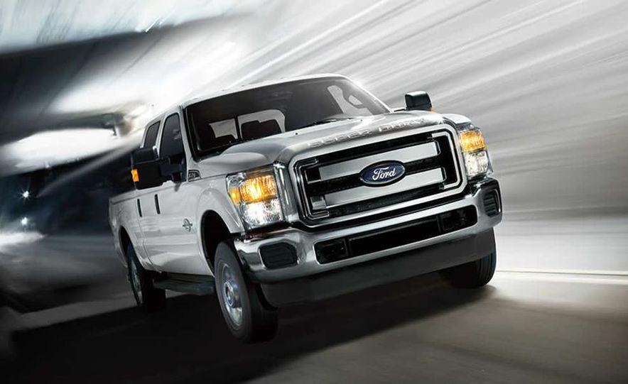 2015 Ford F-250 Super Duty King Ranch Crew Cab FX4 - Slide 25