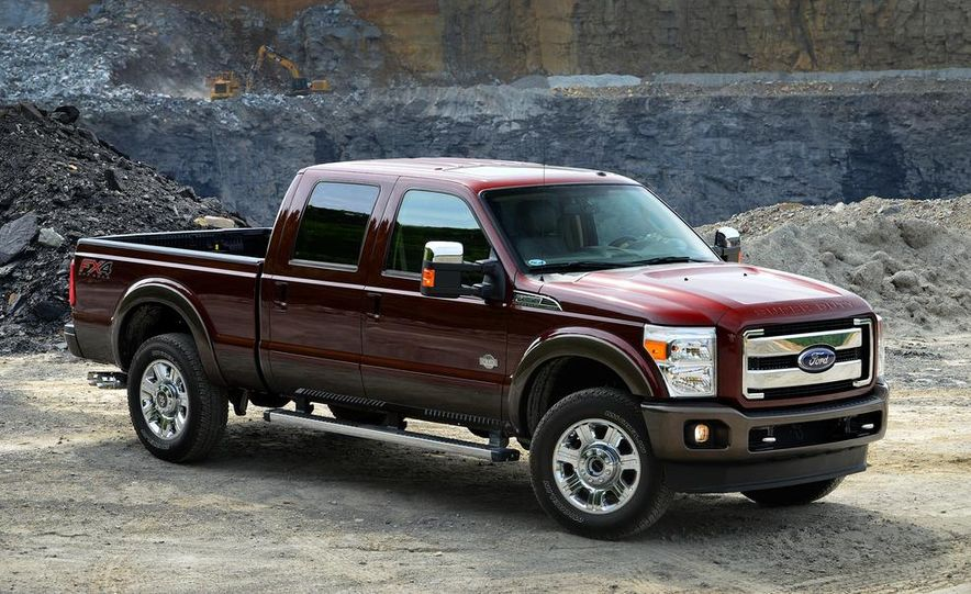 2015 Ford F-250 Super Duty King Ranch Crew Cab FX4 - Slide 6