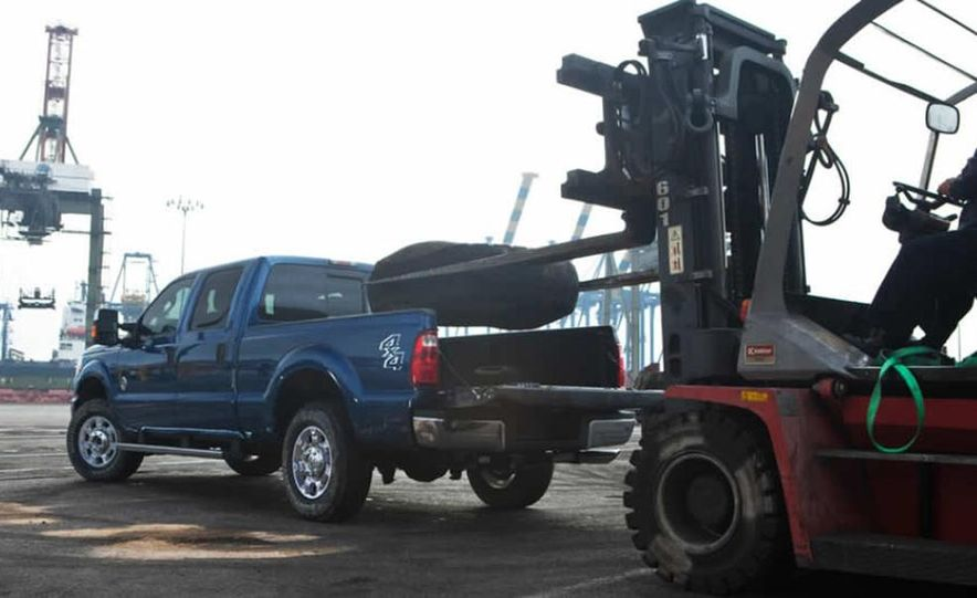 2015 Ford F-250 Super Duty King Ranch Crew Cab FX4 - Slide 17