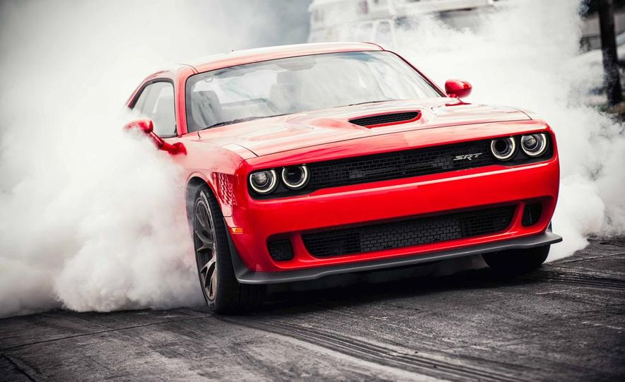 2015 Dodge Challenger SRT Hellcats - Slide 7