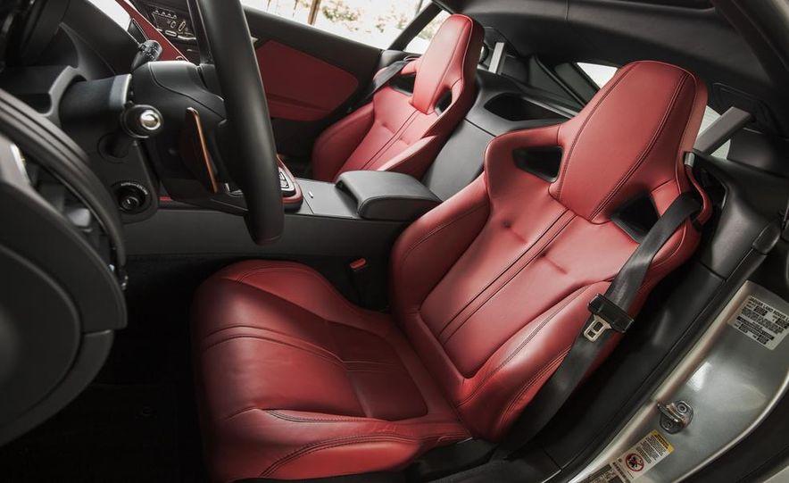 2015 Jaguar F-type V-6 S coupe - Slide 25