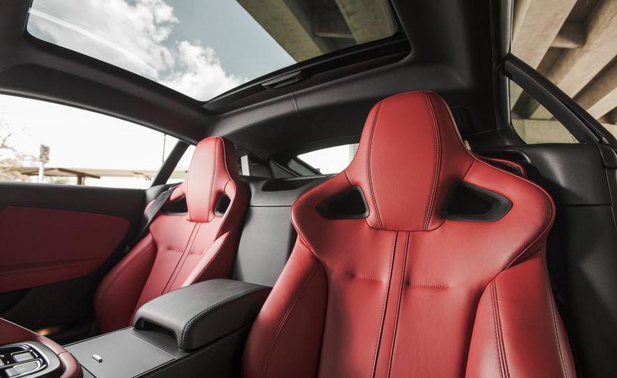 2015 Jaguar F-type V-6 S coupe - Slide 27
