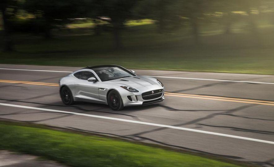 2015 Jaguar F-type V-6 S coupe - Slide 2