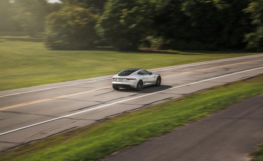 2015 Jaguar F-type V-6 S coupe - Slide 5