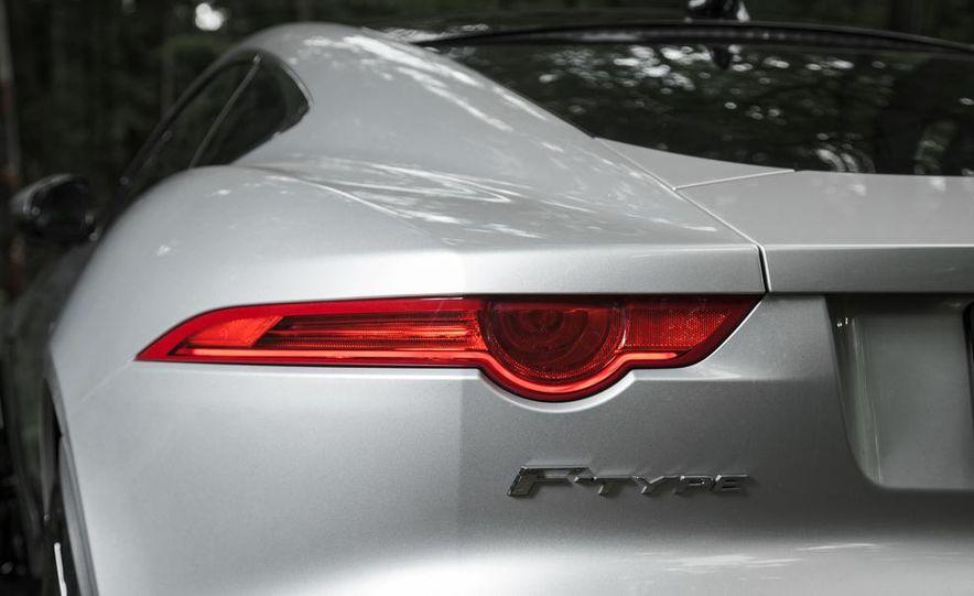 2015 Jaguar F-type V-6 S coupe - Slide 13