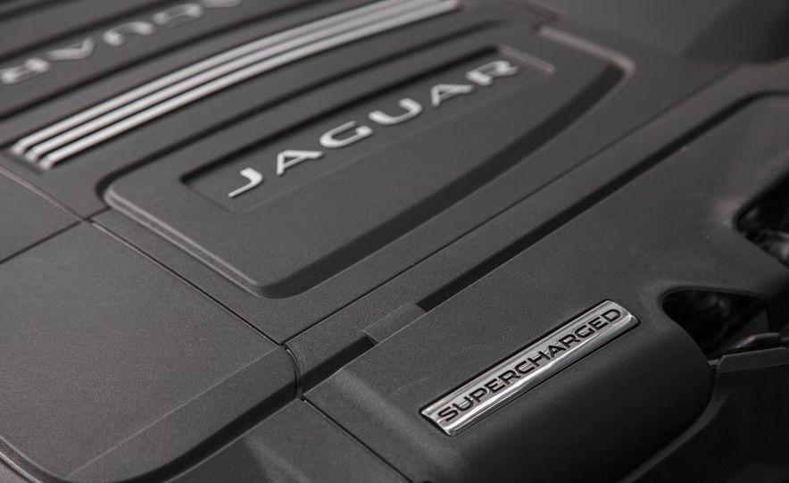 2015 Jaguar F-type V-6 S coupe - Slide 41