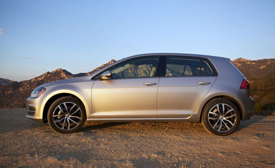 2015 Volkswagen Golf TDI - Slide 6