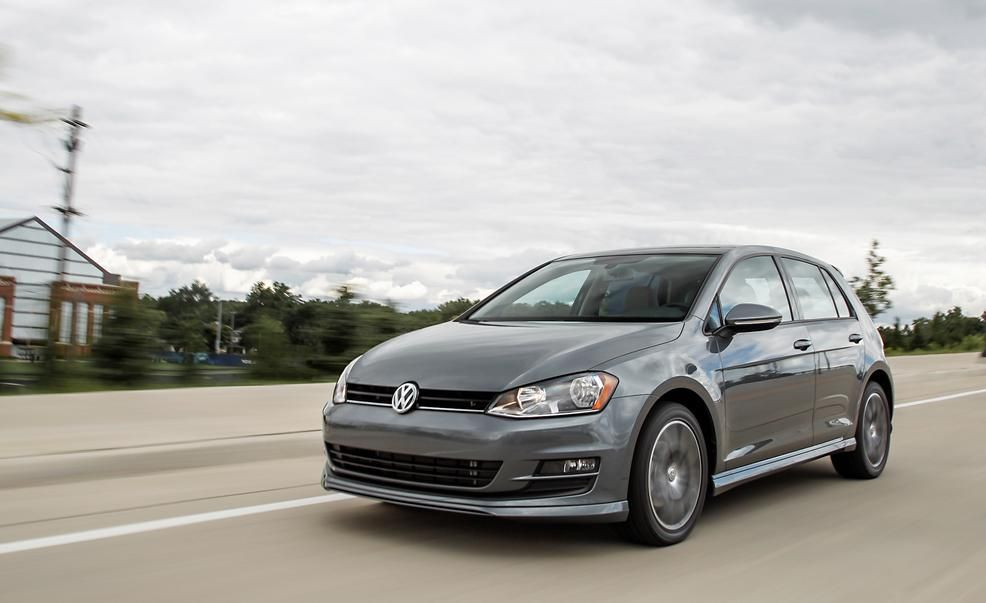 2015 Volkswagen Golf 18T TSI Pictures  Photo Gallery  Car and